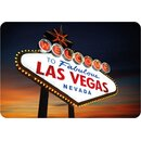 Schild Spruch Welcome to fabulous Las Vegas Nevada 20 x...