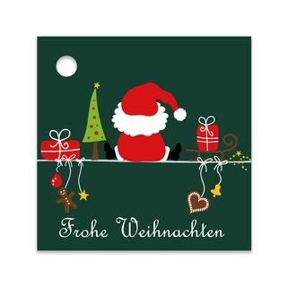 Geschenkanhänger Frohe Weihnachten.Olshop Ag