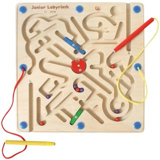 Motorikspiel Junior Labyrinth