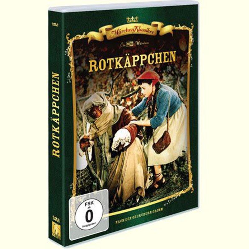 Märchen DVD Rotkäppchen, 12,49