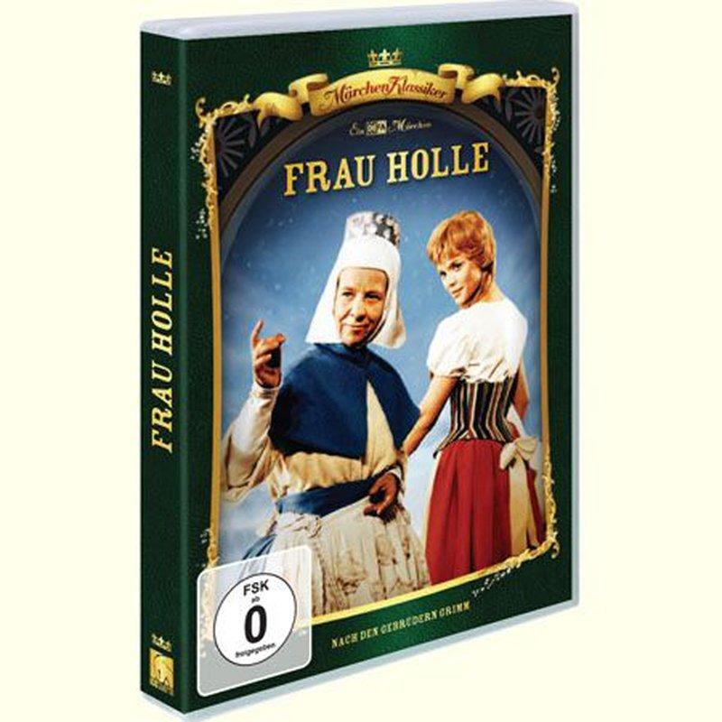 Märchen DVD Frau Holle, 12,49