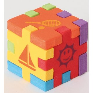 Würfel-Puzzle Happy Cube Junior 6er-Pack