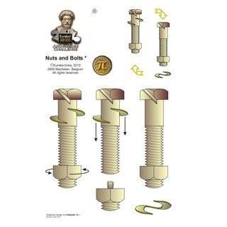 Archimedes` Nuts and Bolts