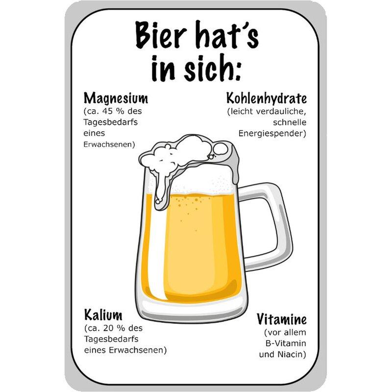Bier Nährstoffe