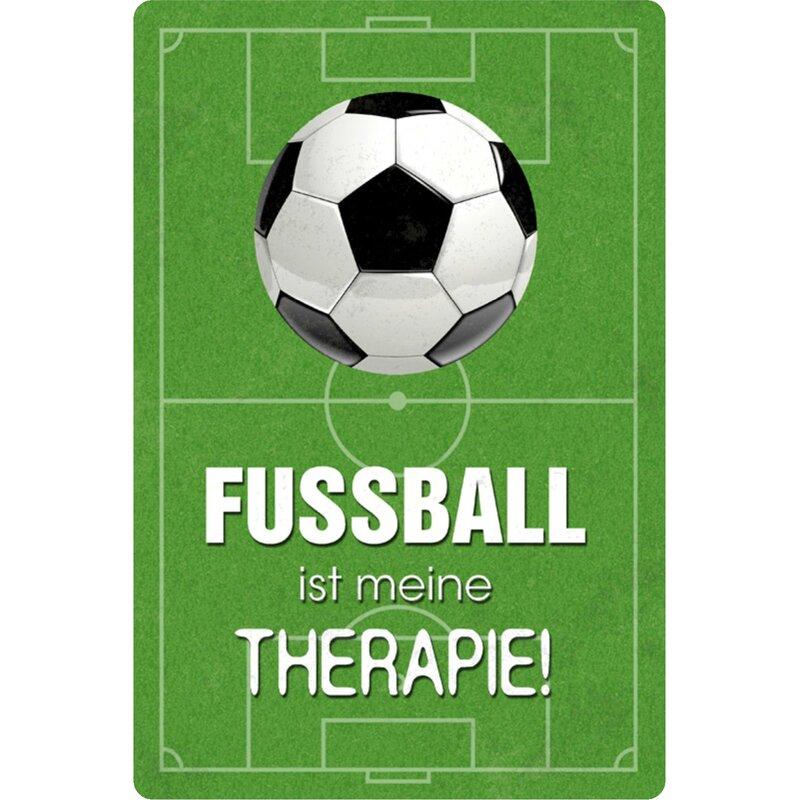 Spruch Fußball